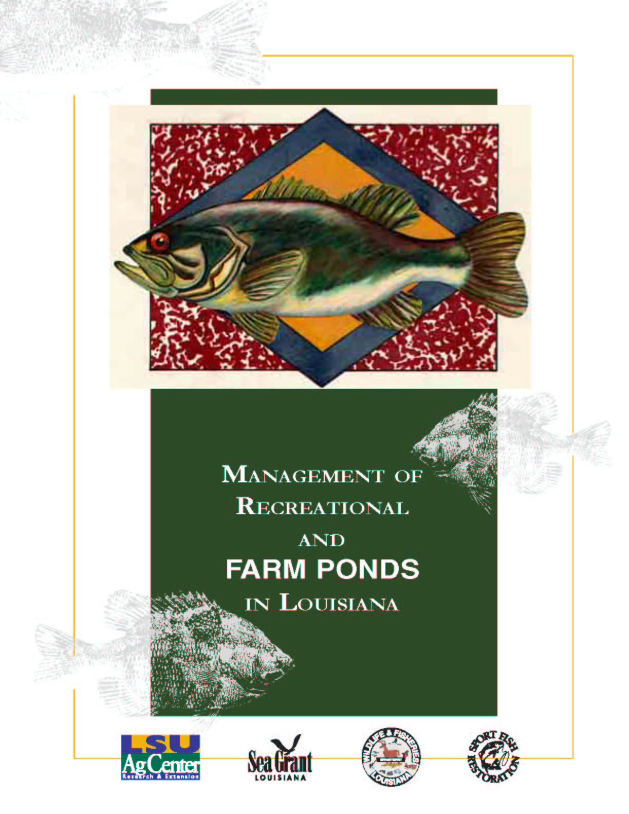 Management of Recreational and Farm Ponds in Louisiana
