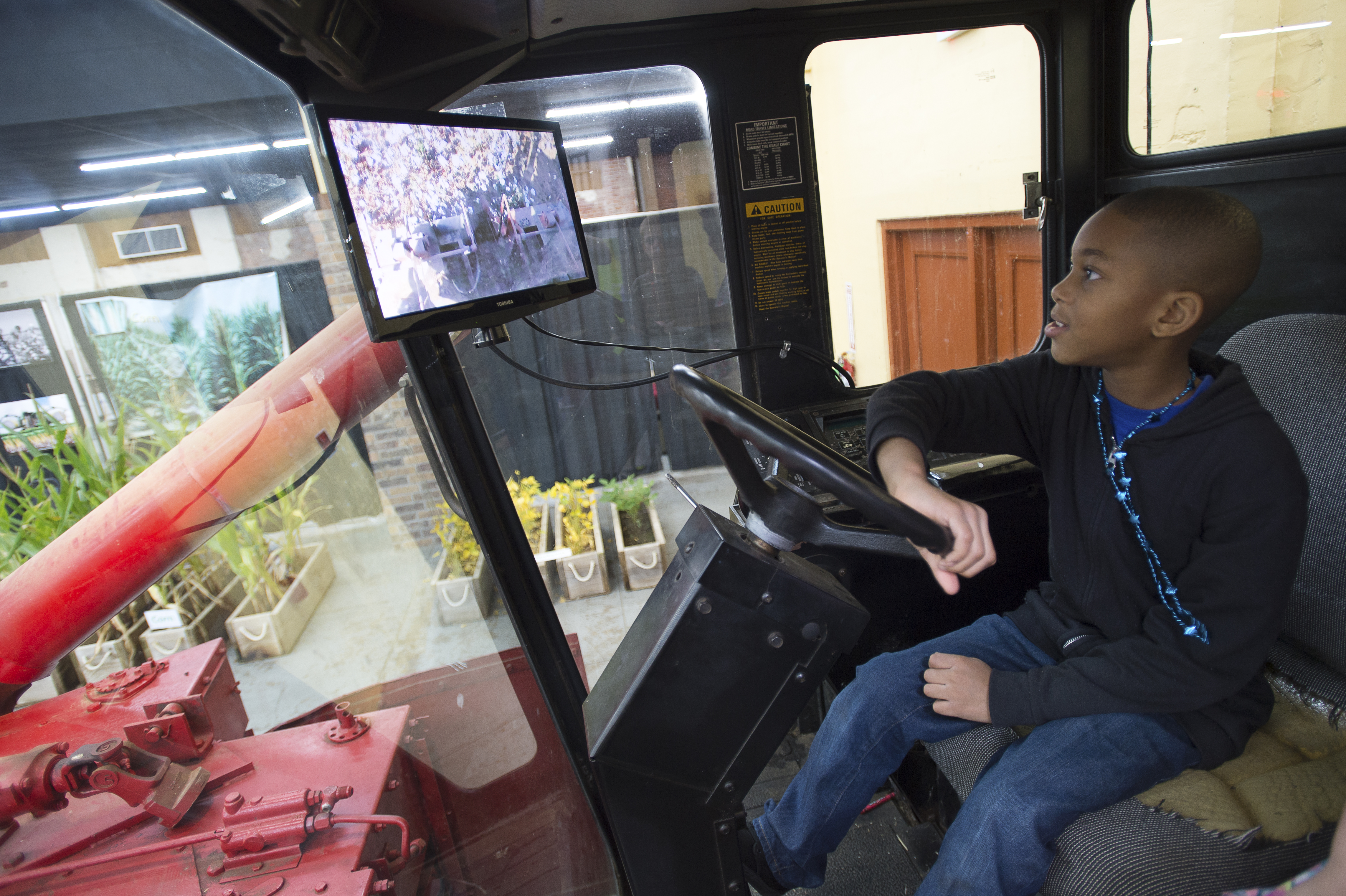AgMagic at the State Fair offers lessons on agriculture's past, present