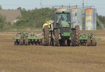 Louisiana rice harvest ahead of schedule