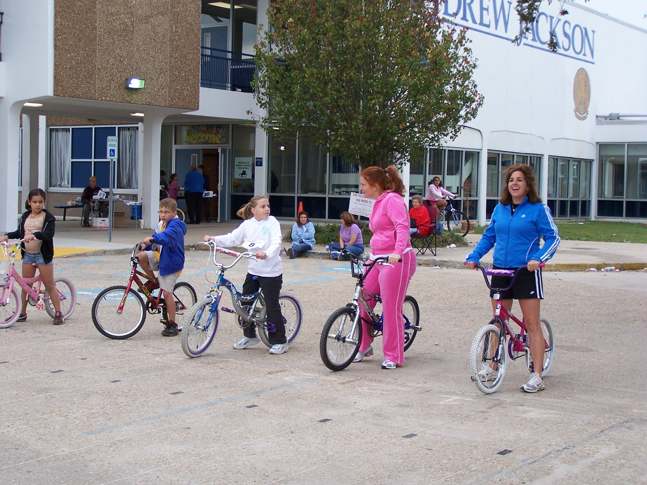 St. Bernard Parish 4-H Bicycle Rodeo