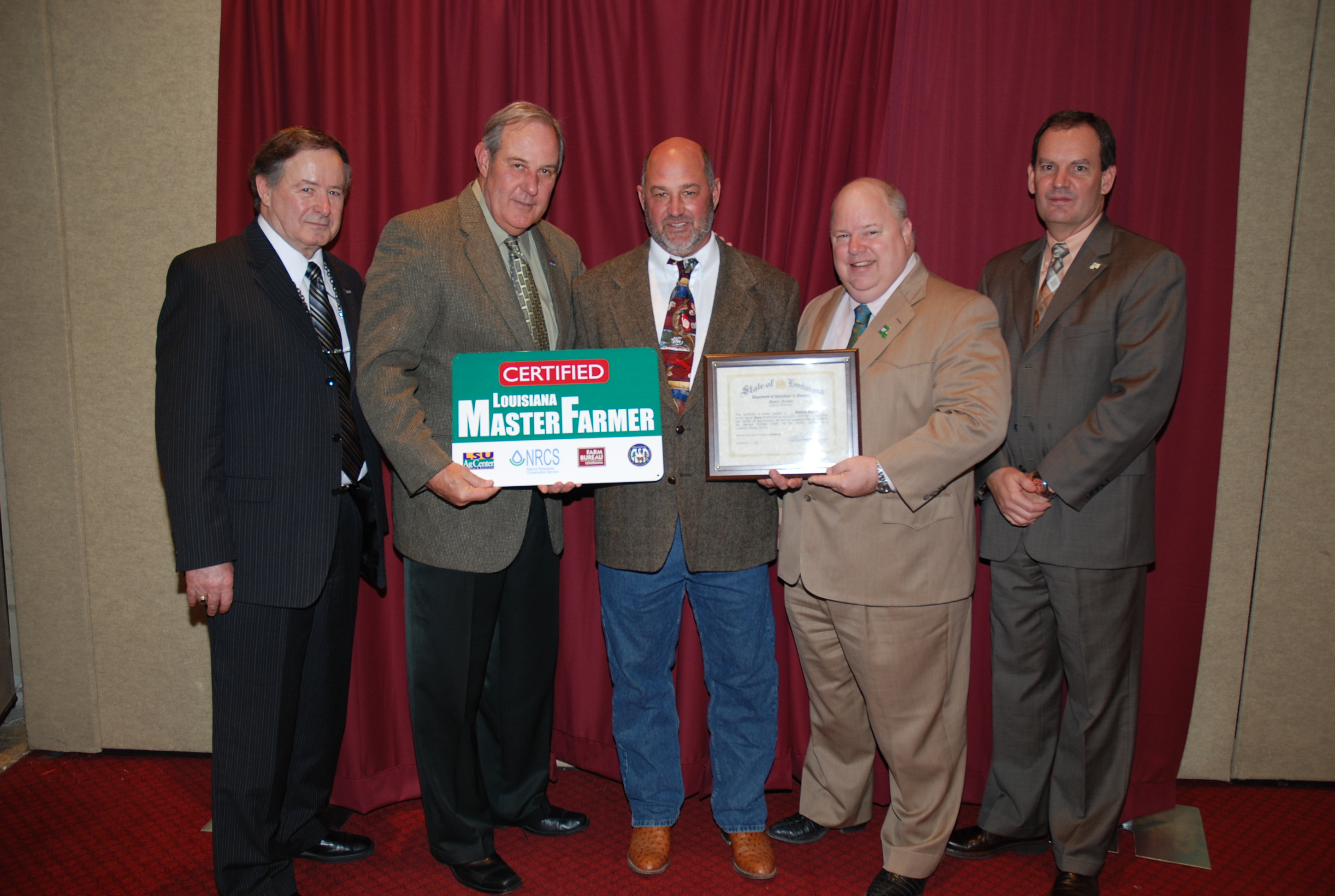 2009 Certified Master Farmers Photo Gallery I