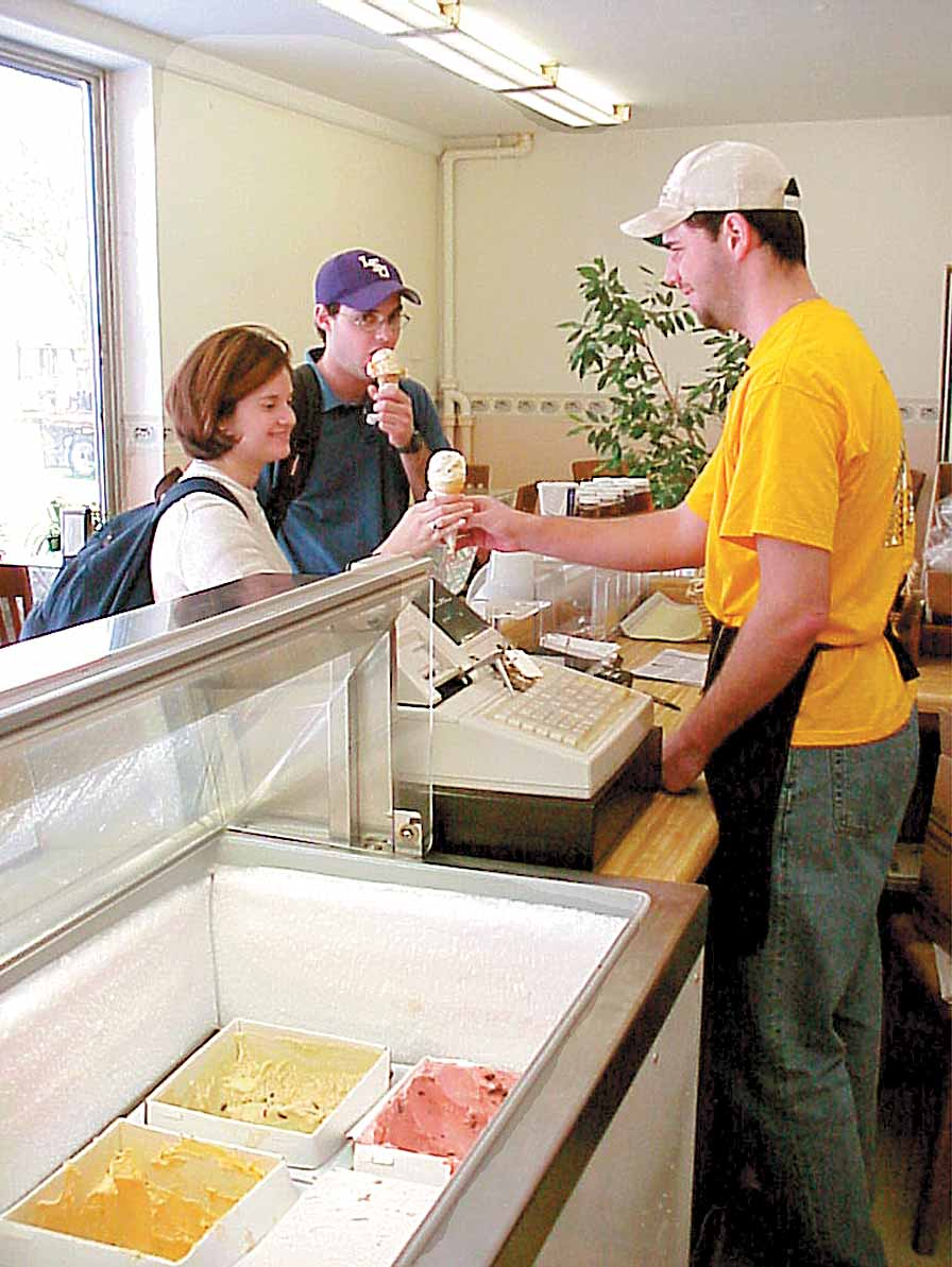 Creamery Provides Rich Source of Research Information