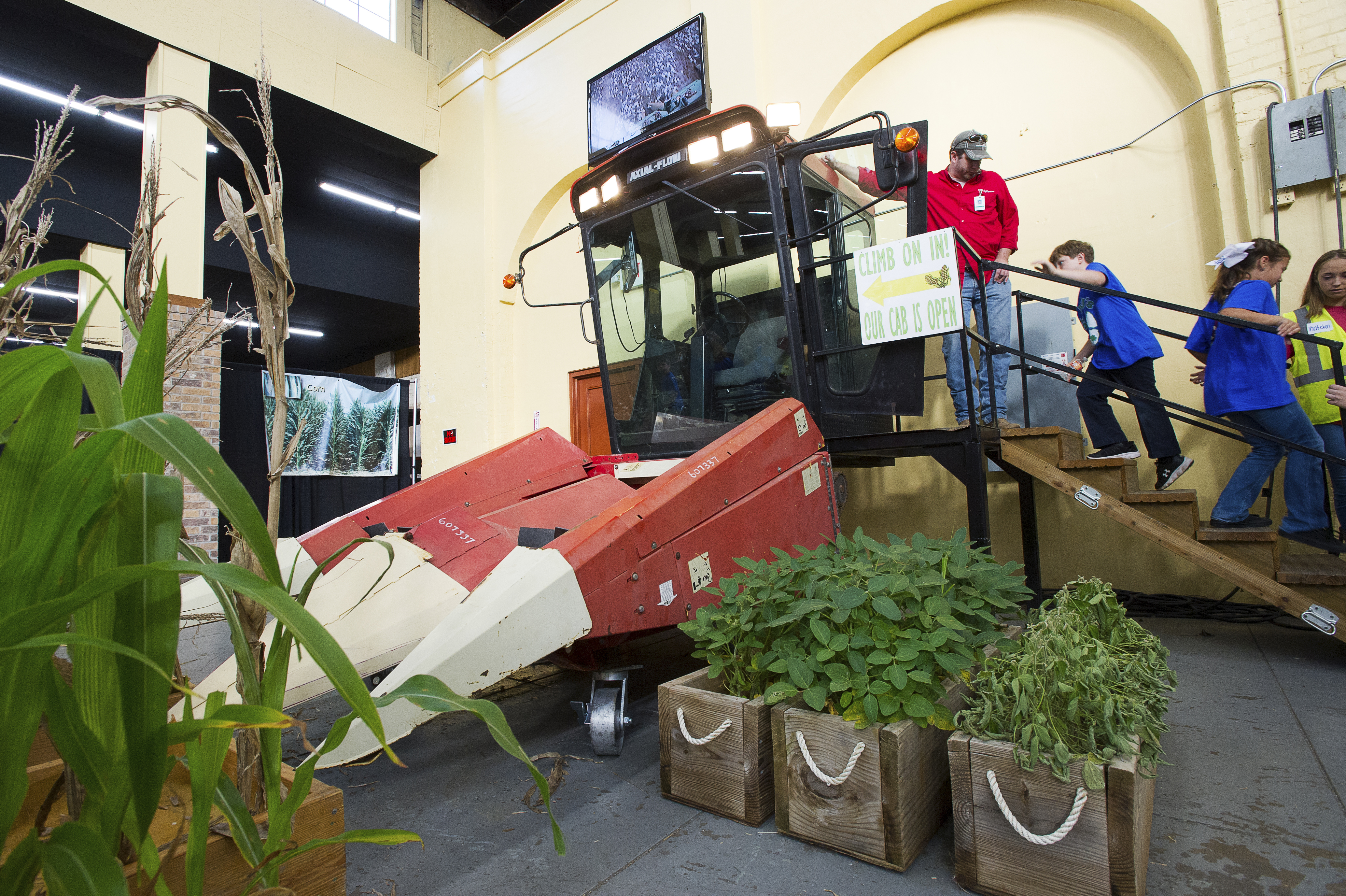 AgMagic to teach about food, fiber at state fair