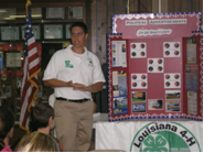 "Vermilion 4-Hers Conduct the ""Get Out The Vote"" Campaign"