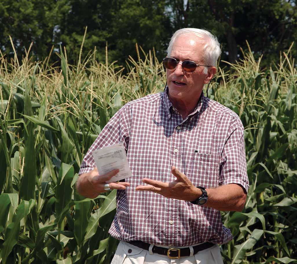 Crop Research Featured at Northeast Field Day