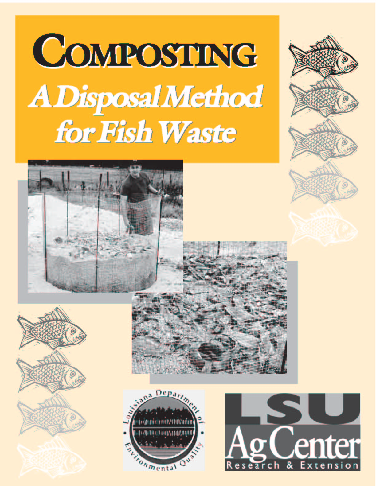 Composting: A Disposal Method for Fish Waste