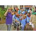 Students learn about agriculture at the State Fairs AgMagic