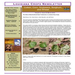 Volume 5, Issue 3 - March 2015