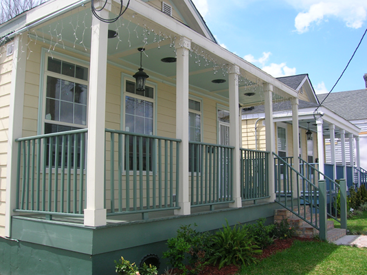 Factory-built Homes: New Orleans and the Surrounding Area