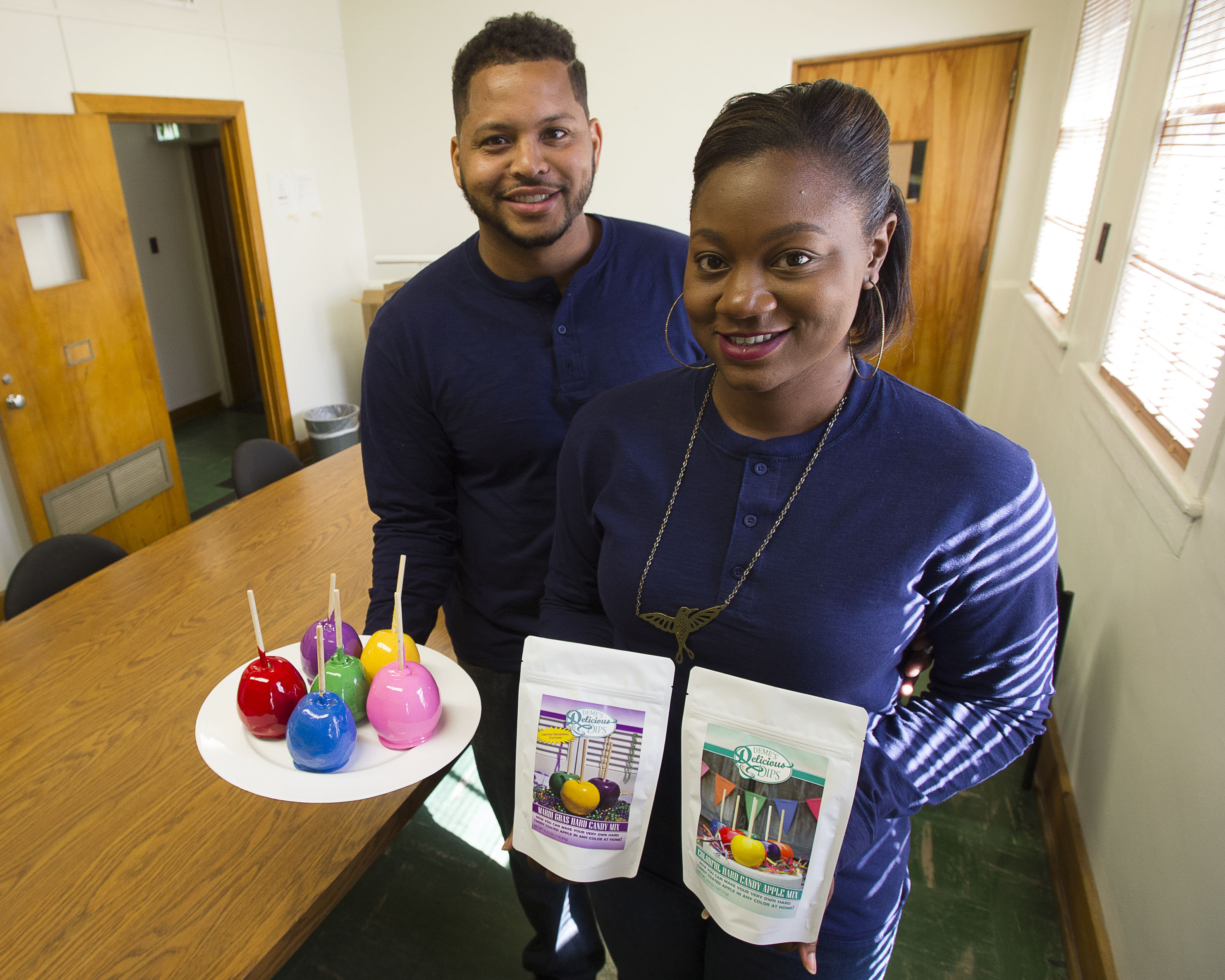 LSU AgCenter Food Incubator helps dessert caterer expand business