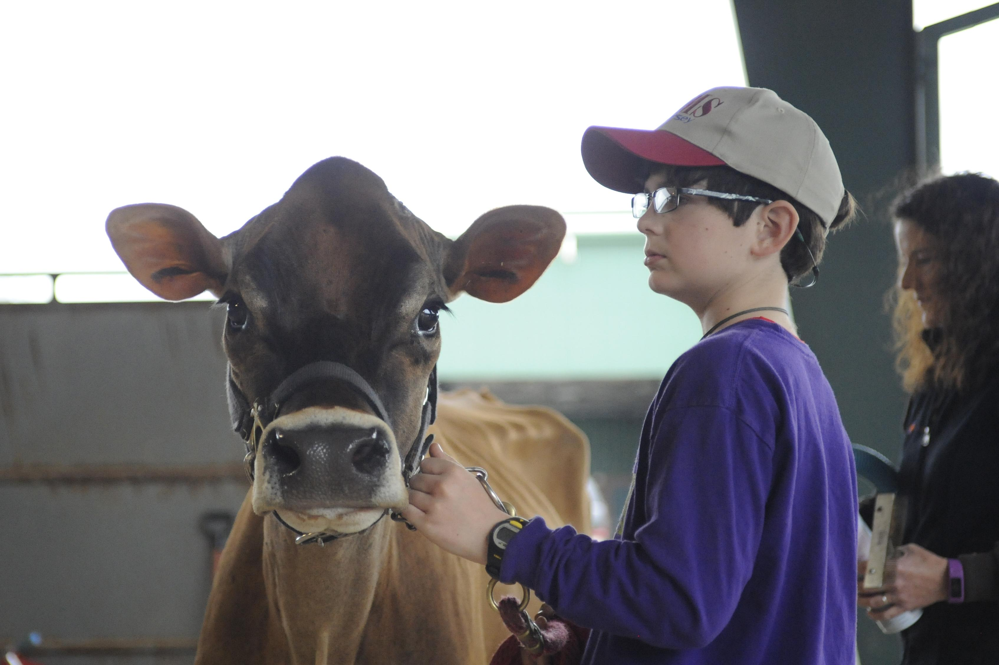 Louisiana youths named champions at 80th Annual LSU AgCenter Livestock Show