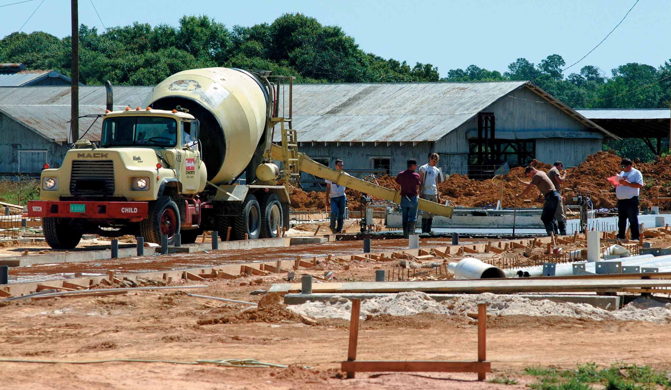 New free-stall barn will complete Phase III of changes at Southeast Research Station
