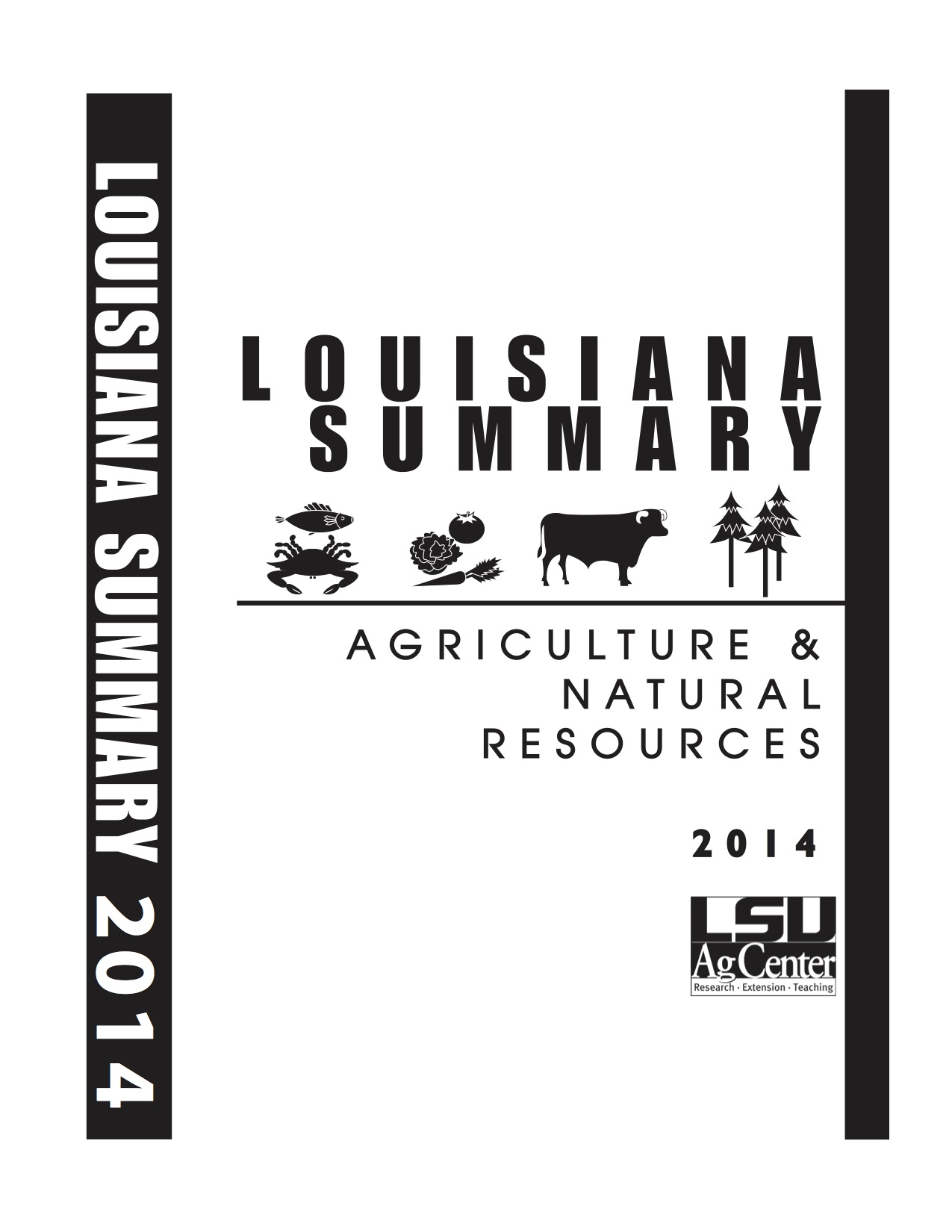 Louisiana Summary Agriculture and Natural Resources