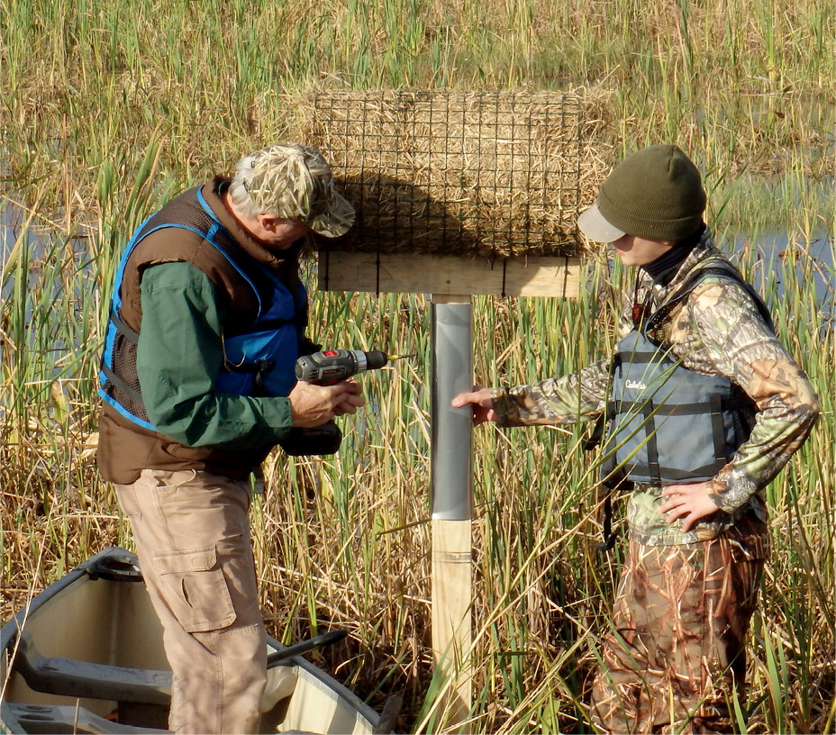Louisiana 4-H'ers Learn to Maneuver Marshes