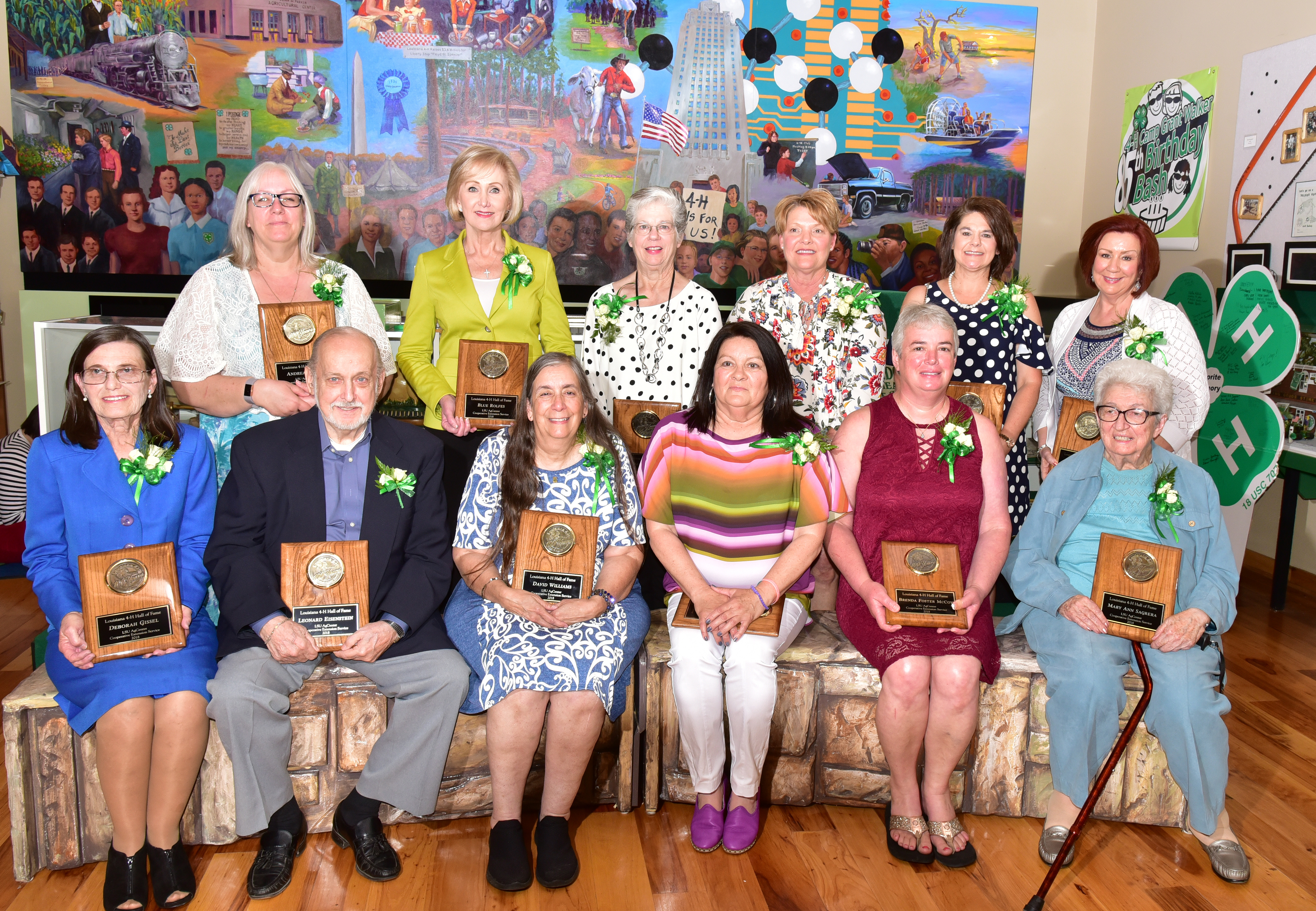 12 named to Louisiana 4-H Hall of Fame
