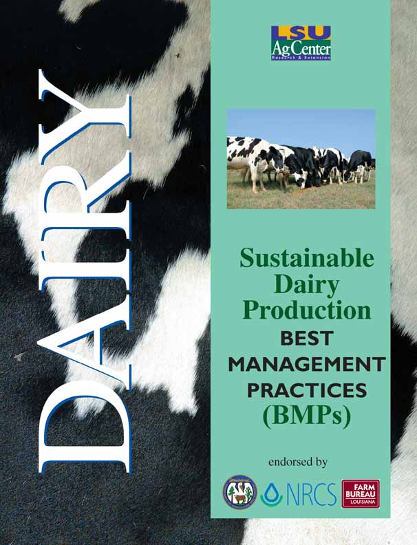 Dairy Production Best Management Practices
