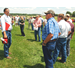 New equipment, efficiency featured at forage field day