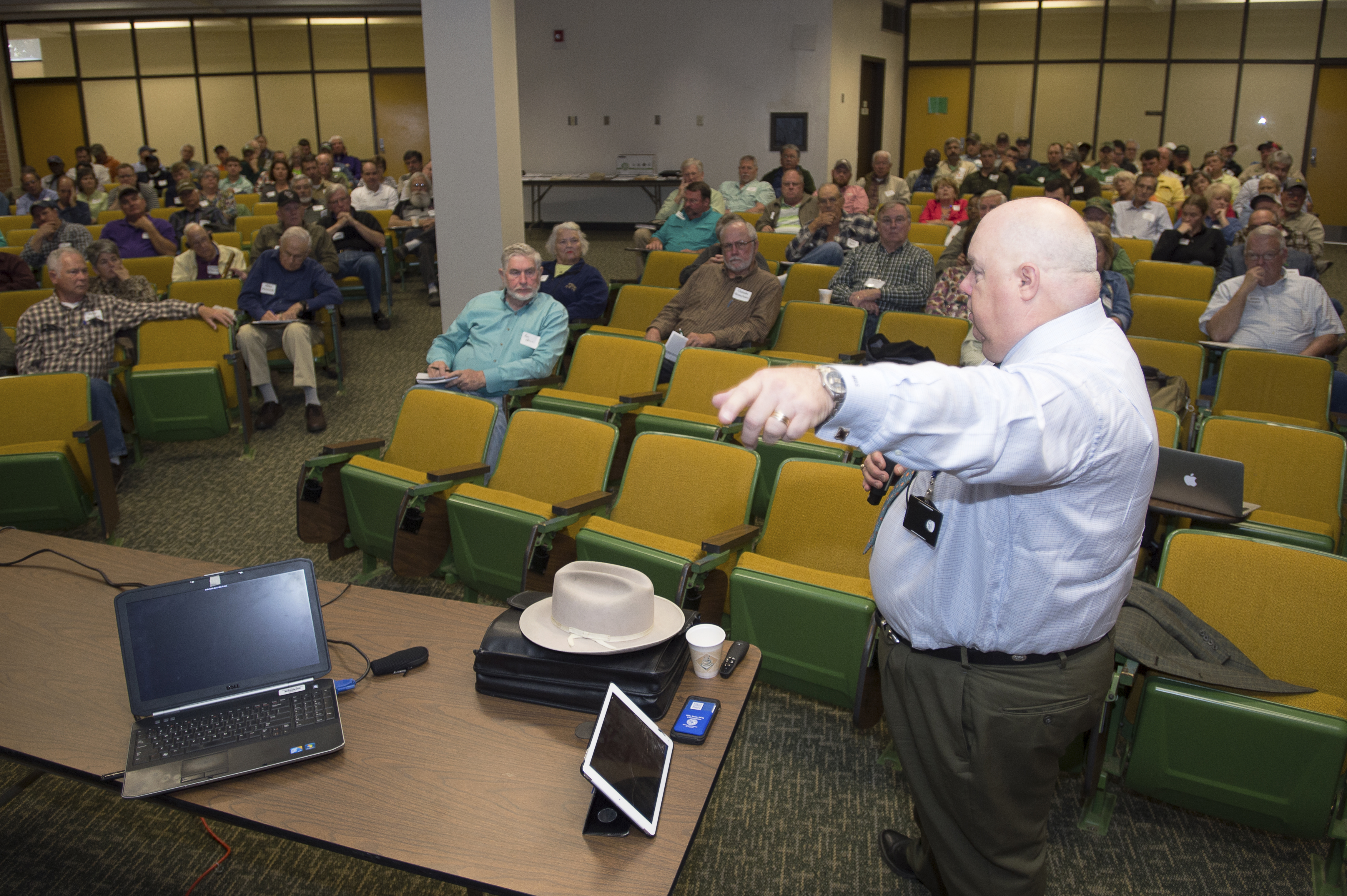 AgCenter hosts forestry forums in Alexandria, Hammond