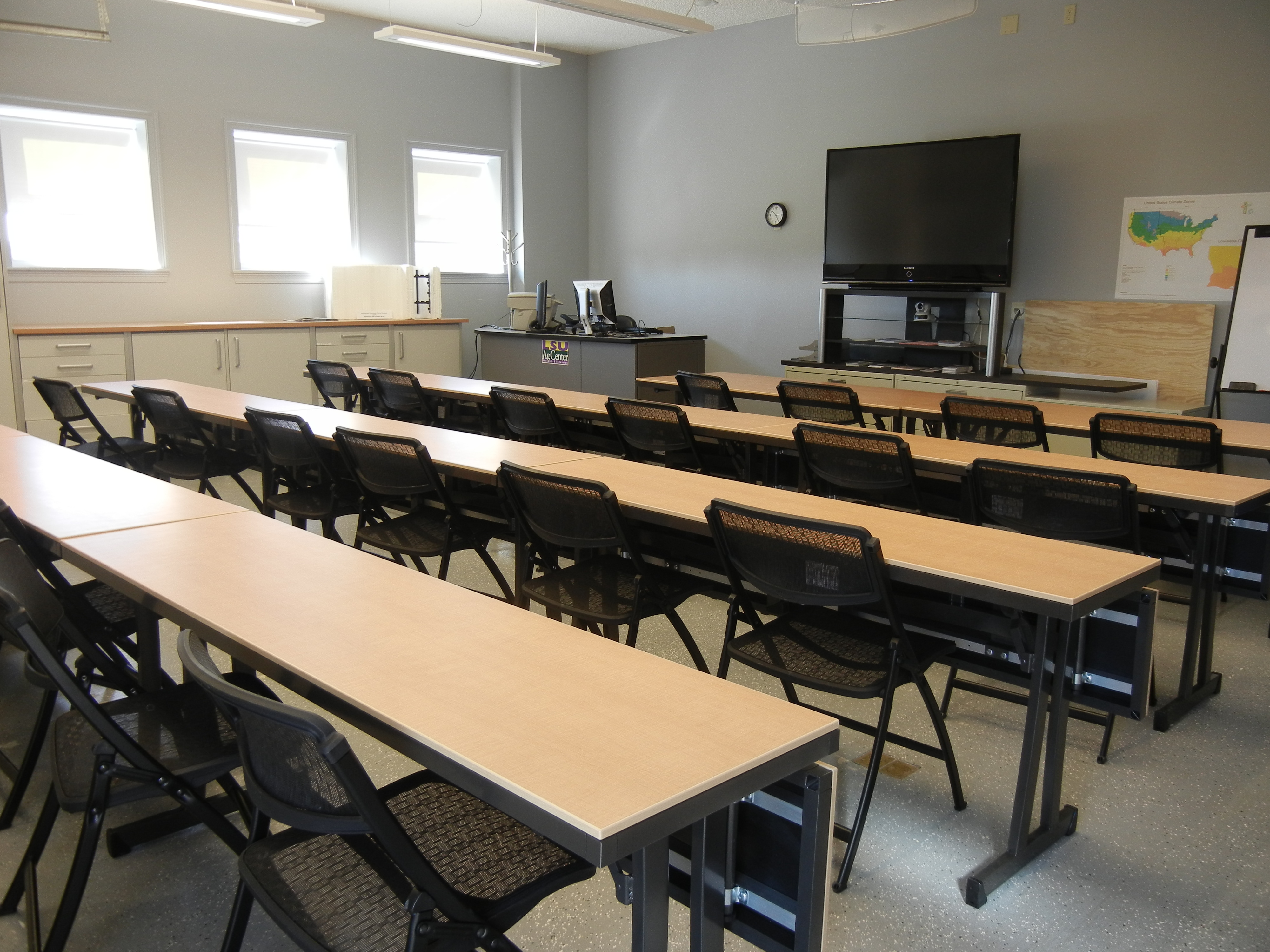 LaHouse New Teaching Center