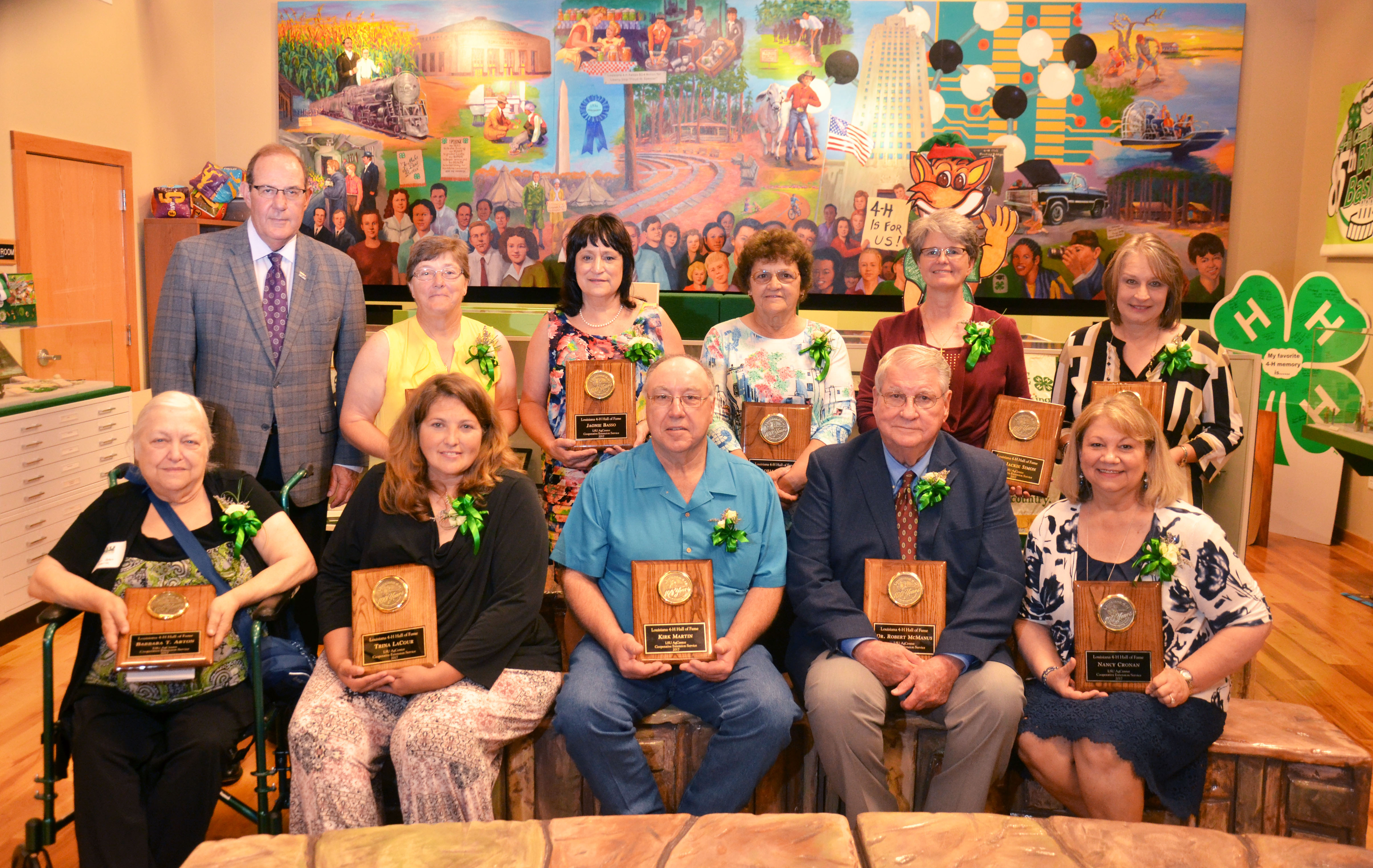 4-H Hall of Fame inducts newest members