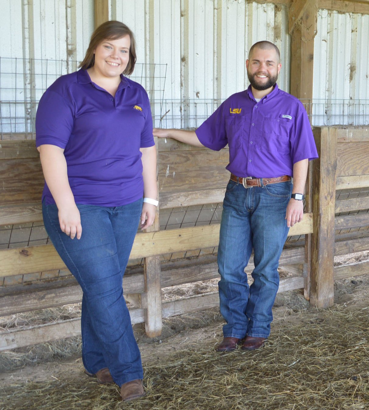 New Faculty Profile: Livestock Education Program Grows by Two