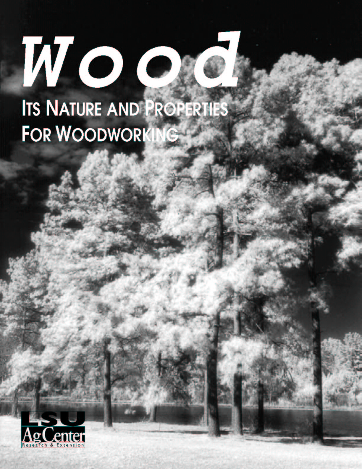 Wood: Its Nature and Properties for Woodworking