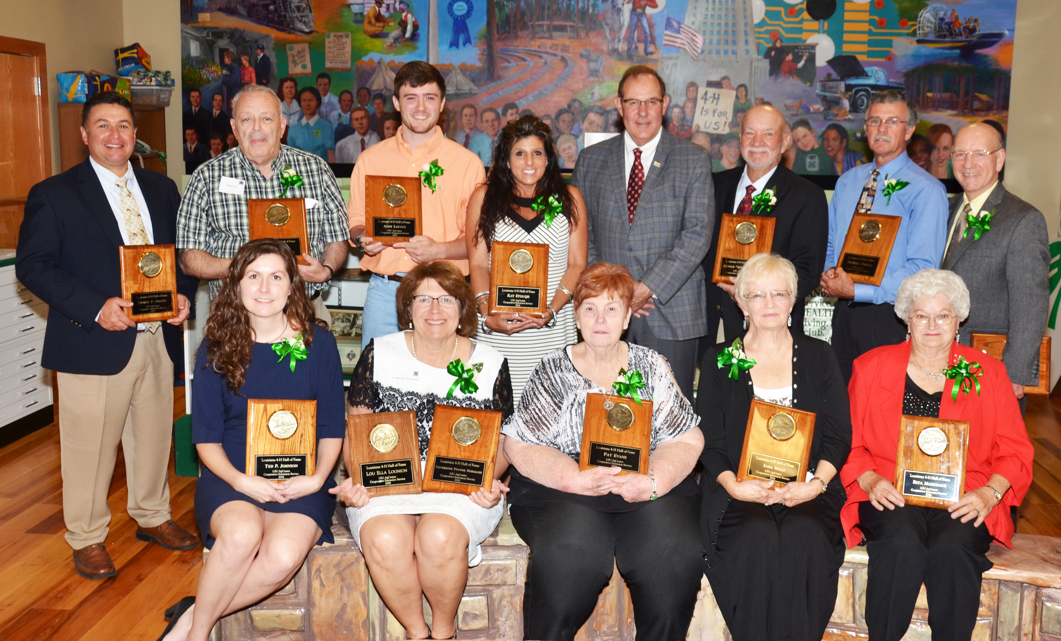 12 new members named to 4-H Hall of Fame