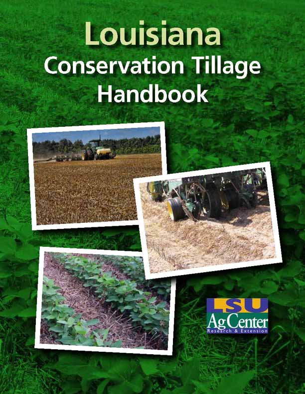 Louisiana Conservation Tillage Handbook