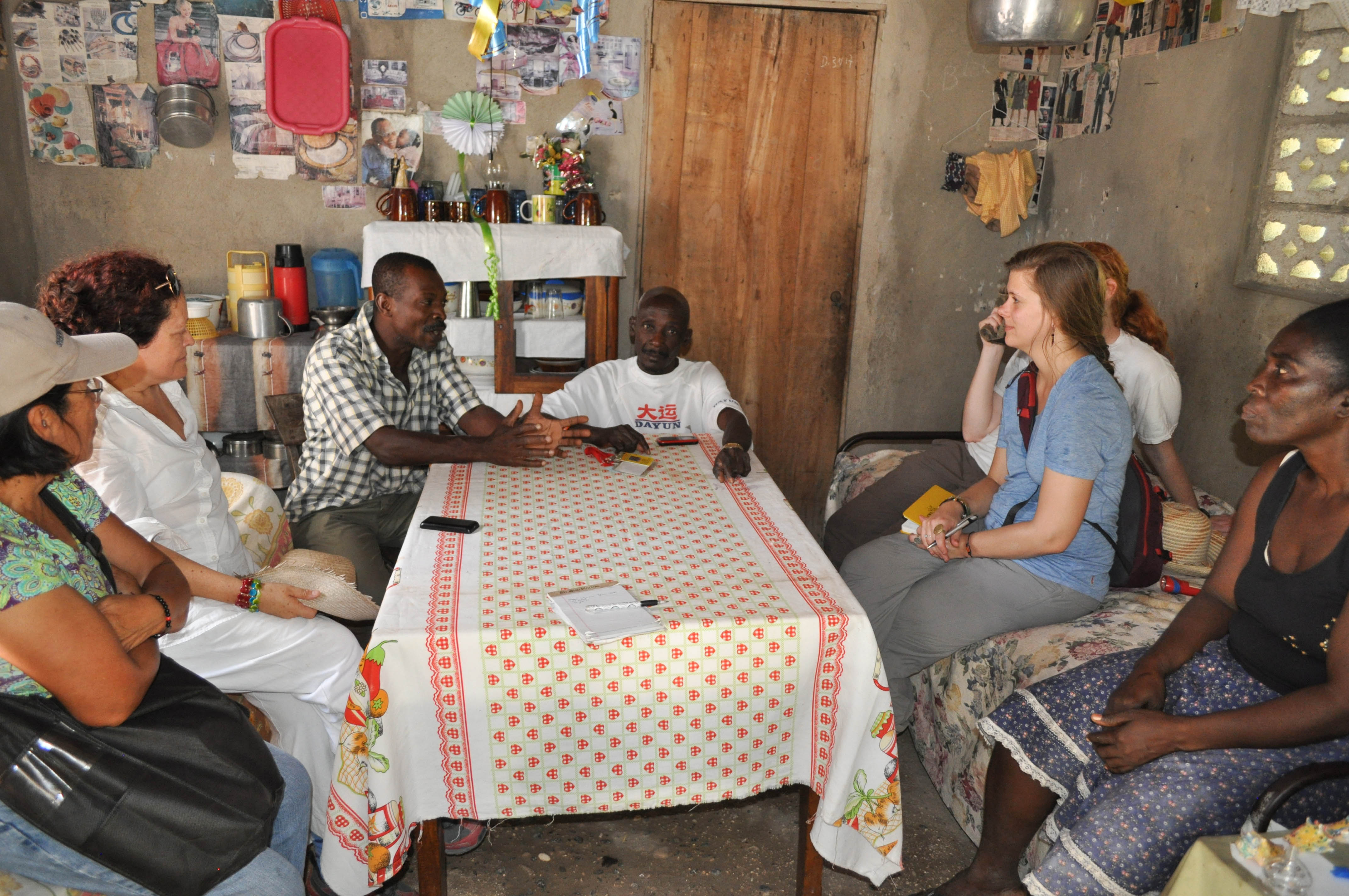 LSU, Southern U. group explores opportunities in Haiti
