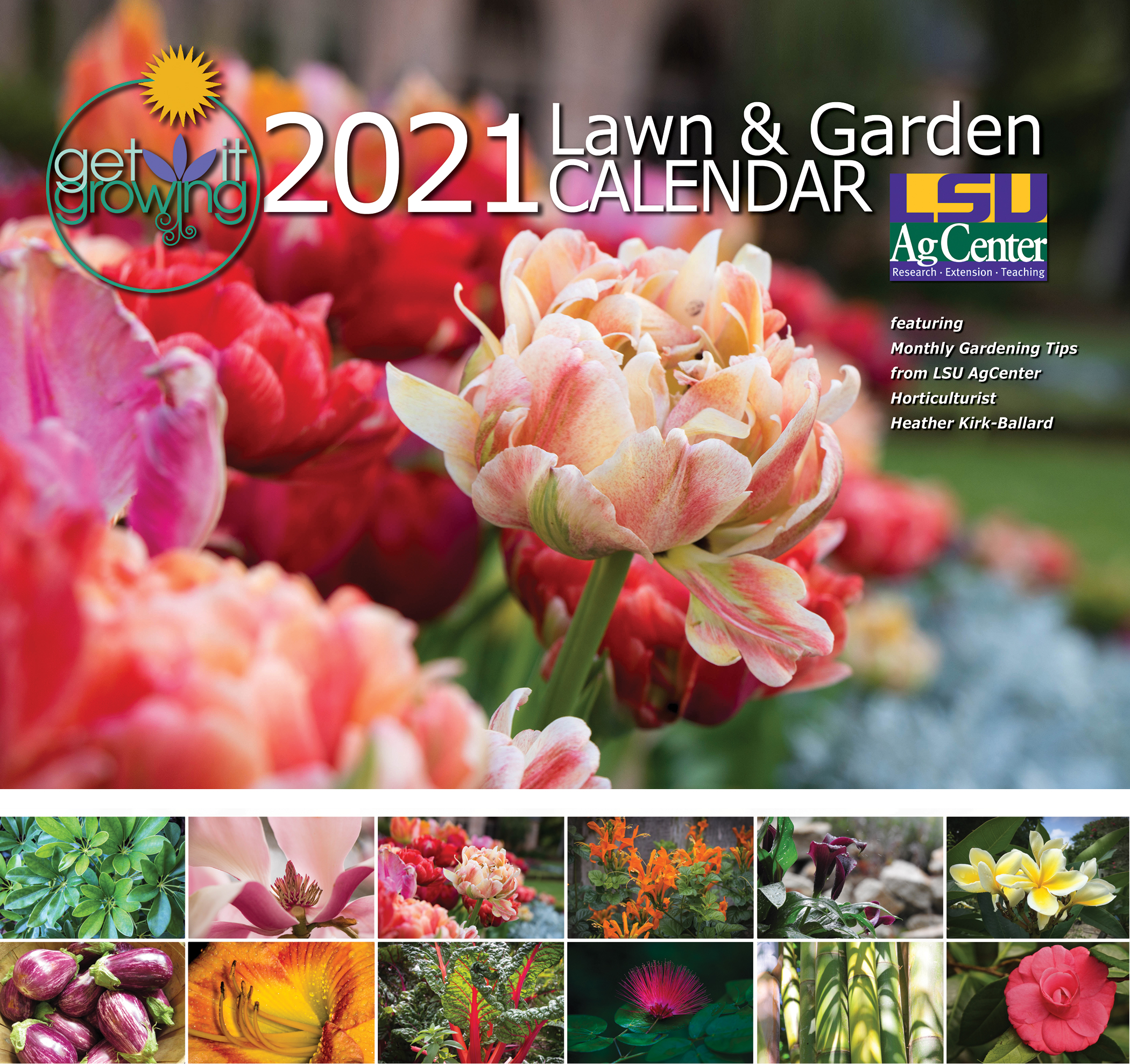 Get It Growing Lawn & Garden Calendar