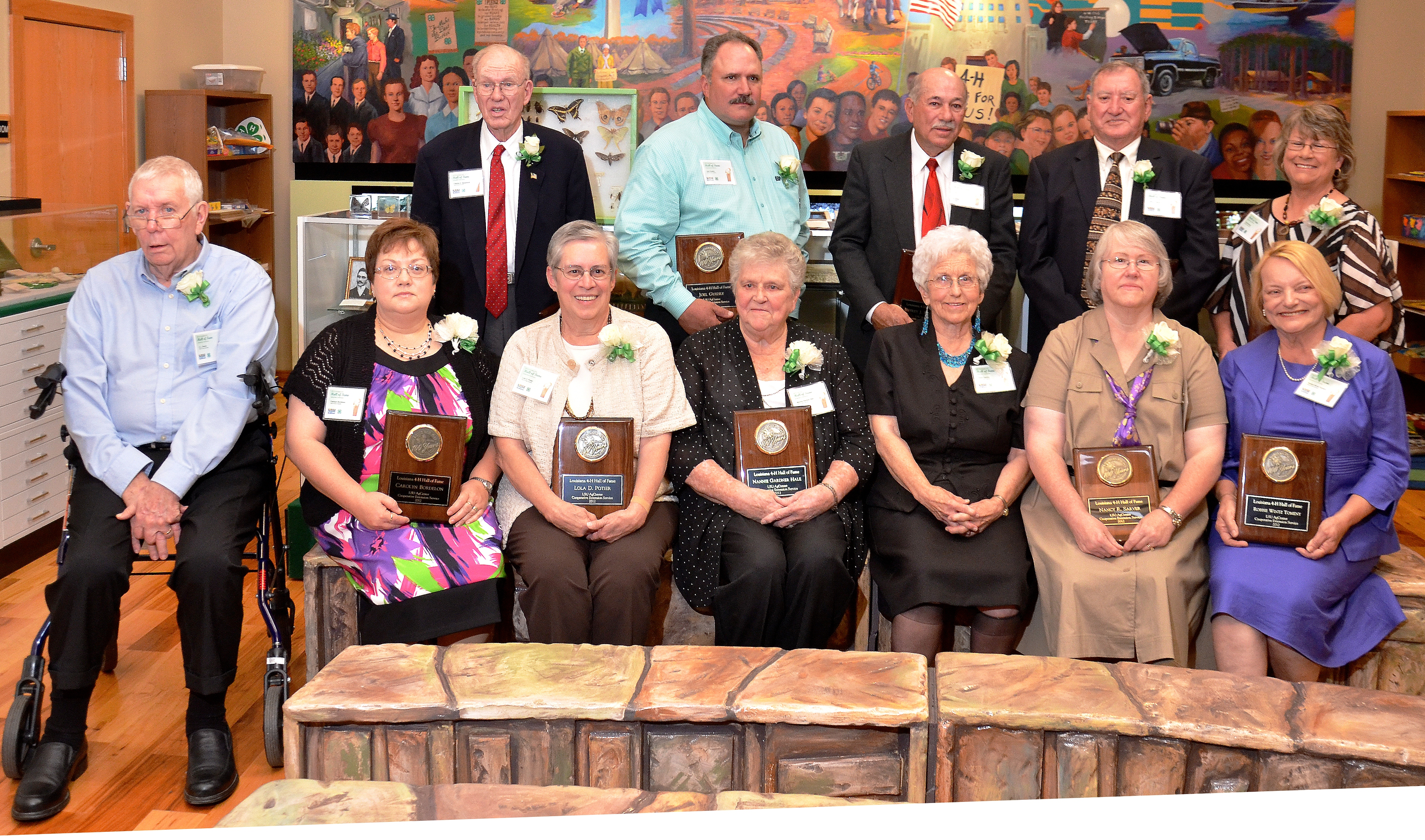 La. 4-H Hall of Fame inducts 12