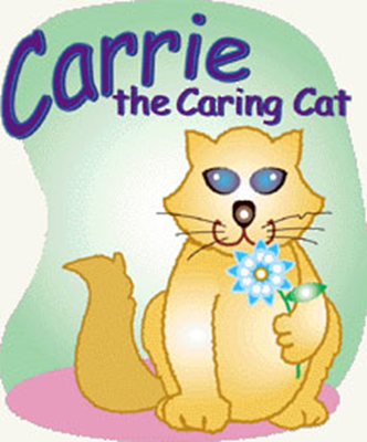 Image of Carrie the Caring Cat