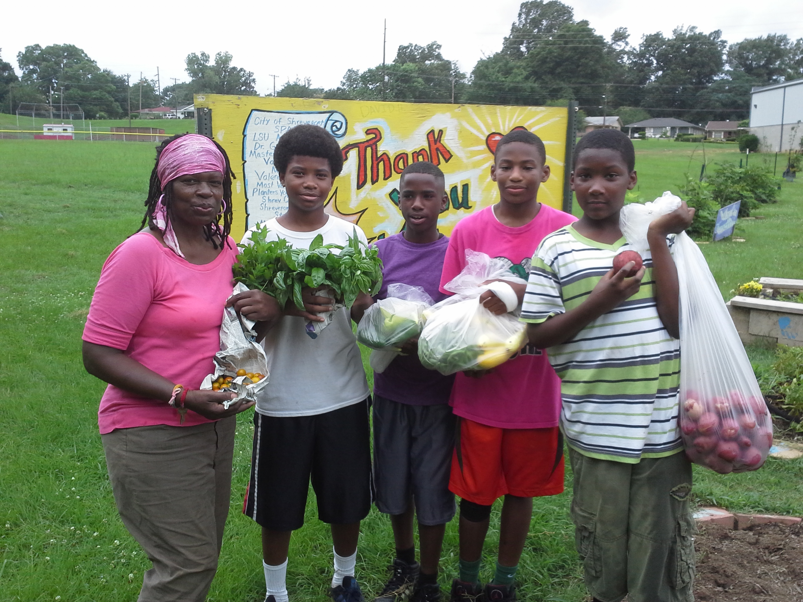 Healthy YOUth in Shreveport