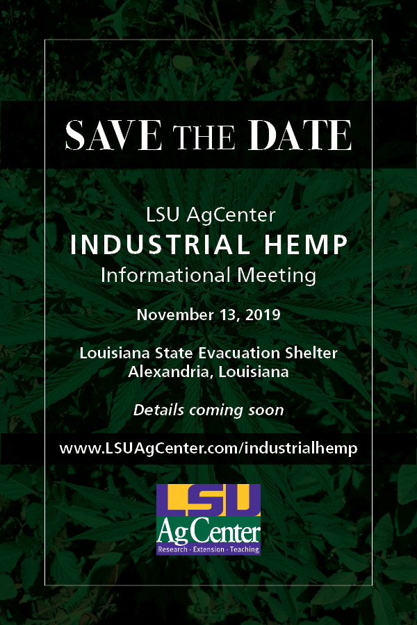 LSUAgCenterHemp_SaveTheDatejpg