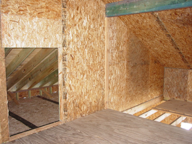 Unvented and Vented Attics