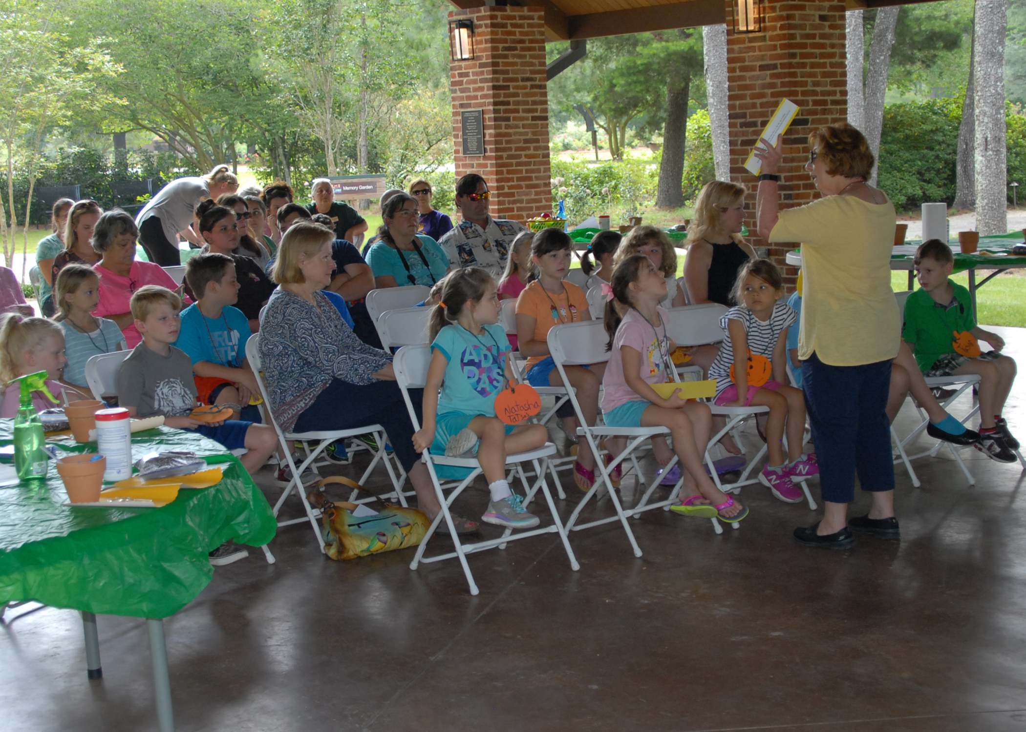 Children's Garden program set for Sept. 30 at LSU AgCenter Botanic Gardens at Burden