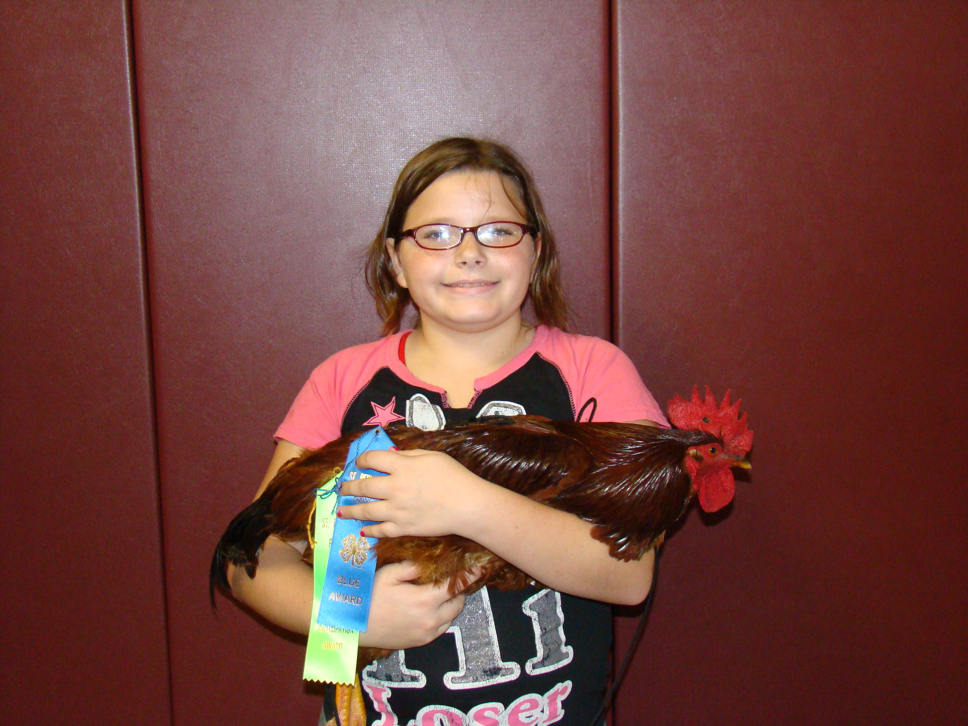Pet Show Winners