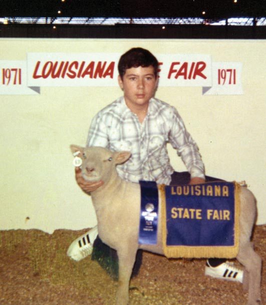 Livestock Show Marks 75 Years of Grounding Youth in Reality
