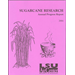2004 Sugarcane Annual Report