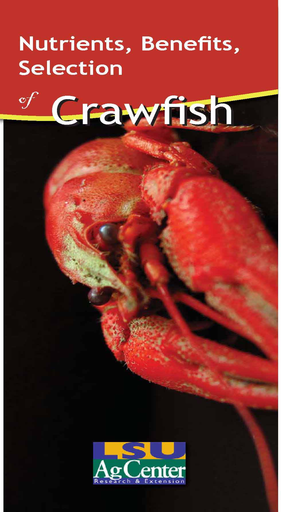 Nutritional Benefits of Crawfish