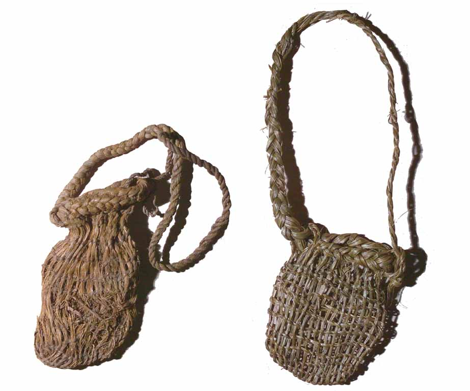 Replication of Prehistoric Footwear and Bags