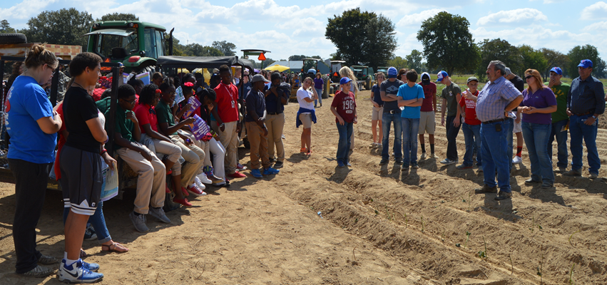 LSU AgCenter youth field day set for Sept. 28 in Chase