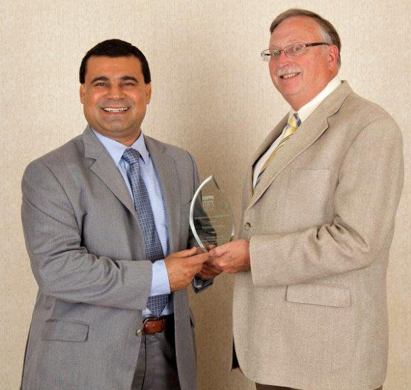 Aryana receives international dairy research award