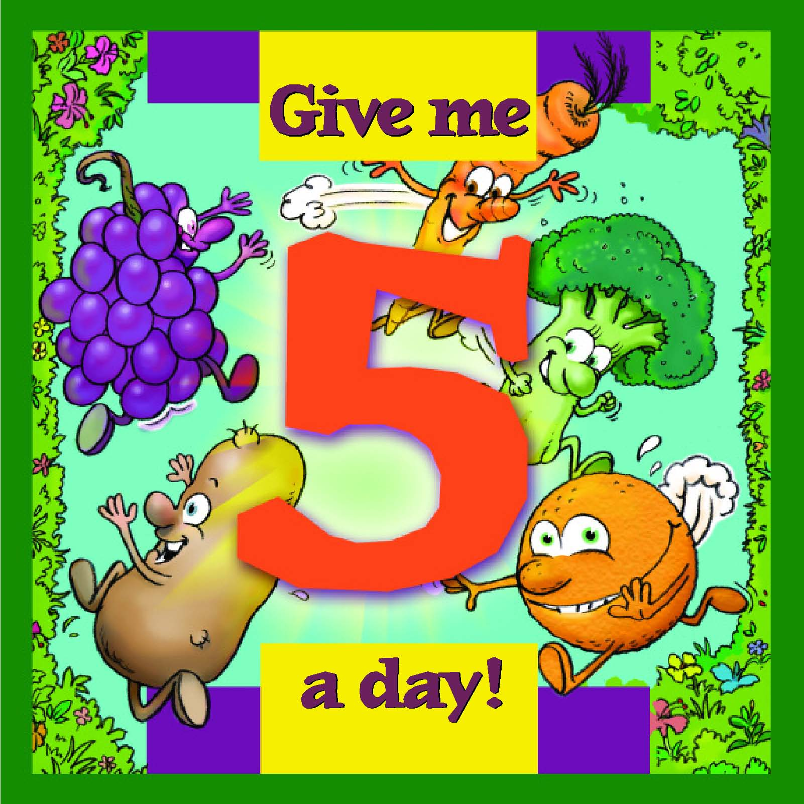 Give Me 5 A Day