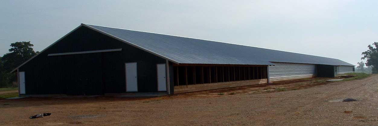 Demonstration Poultry Facility Moving Forward