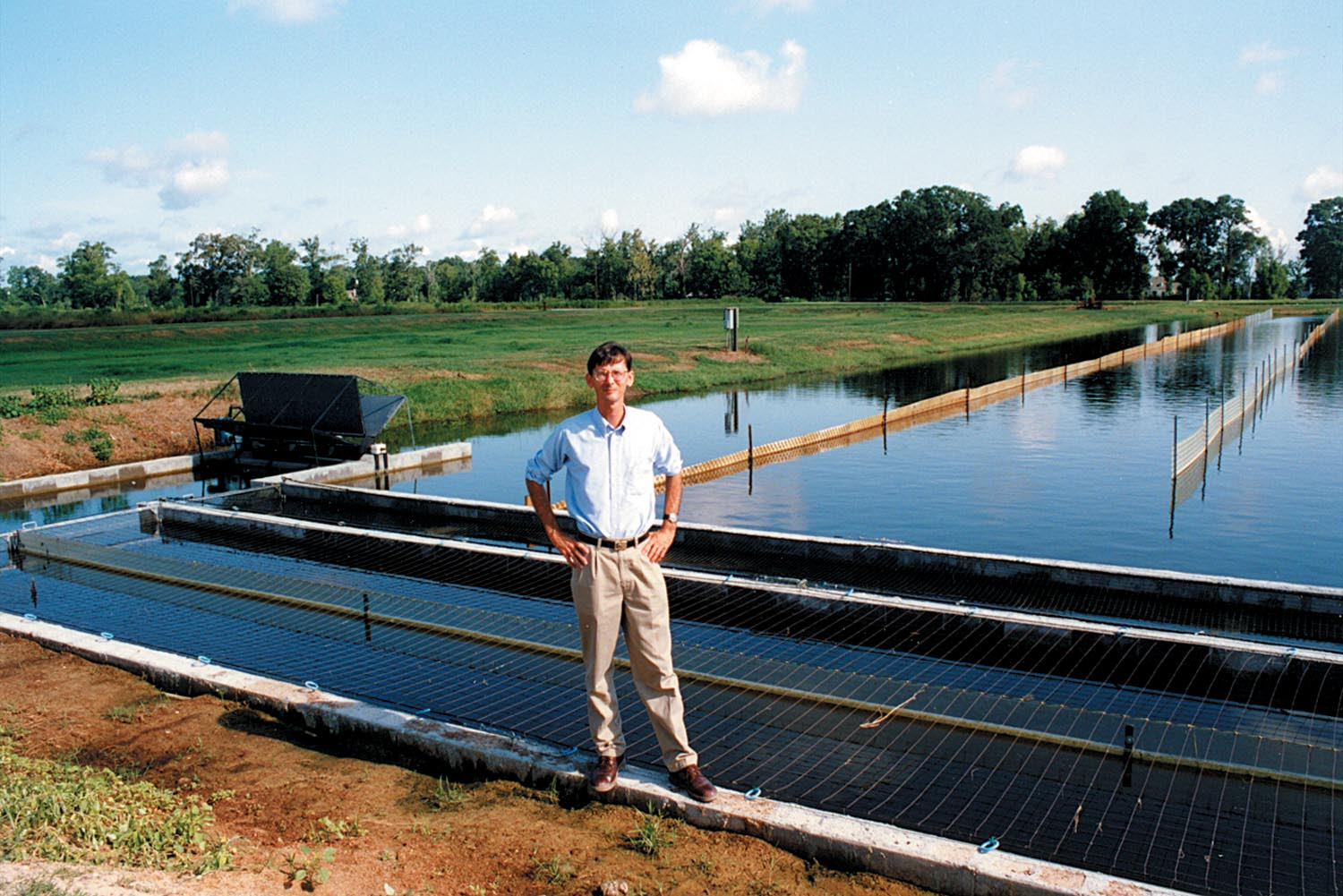 Potential for the Partitioned Aquaculture System in Louisiana