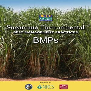 Sugarcane Environmental Best Management Practices