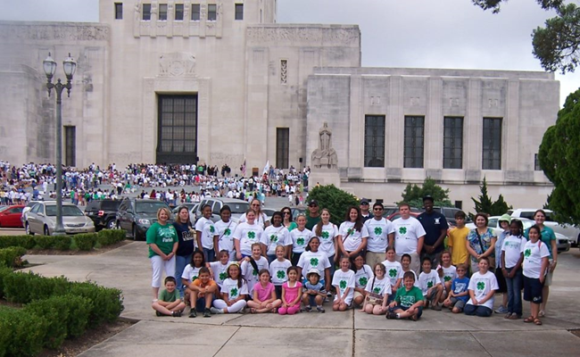 St. Charles 4-H at State Capitol