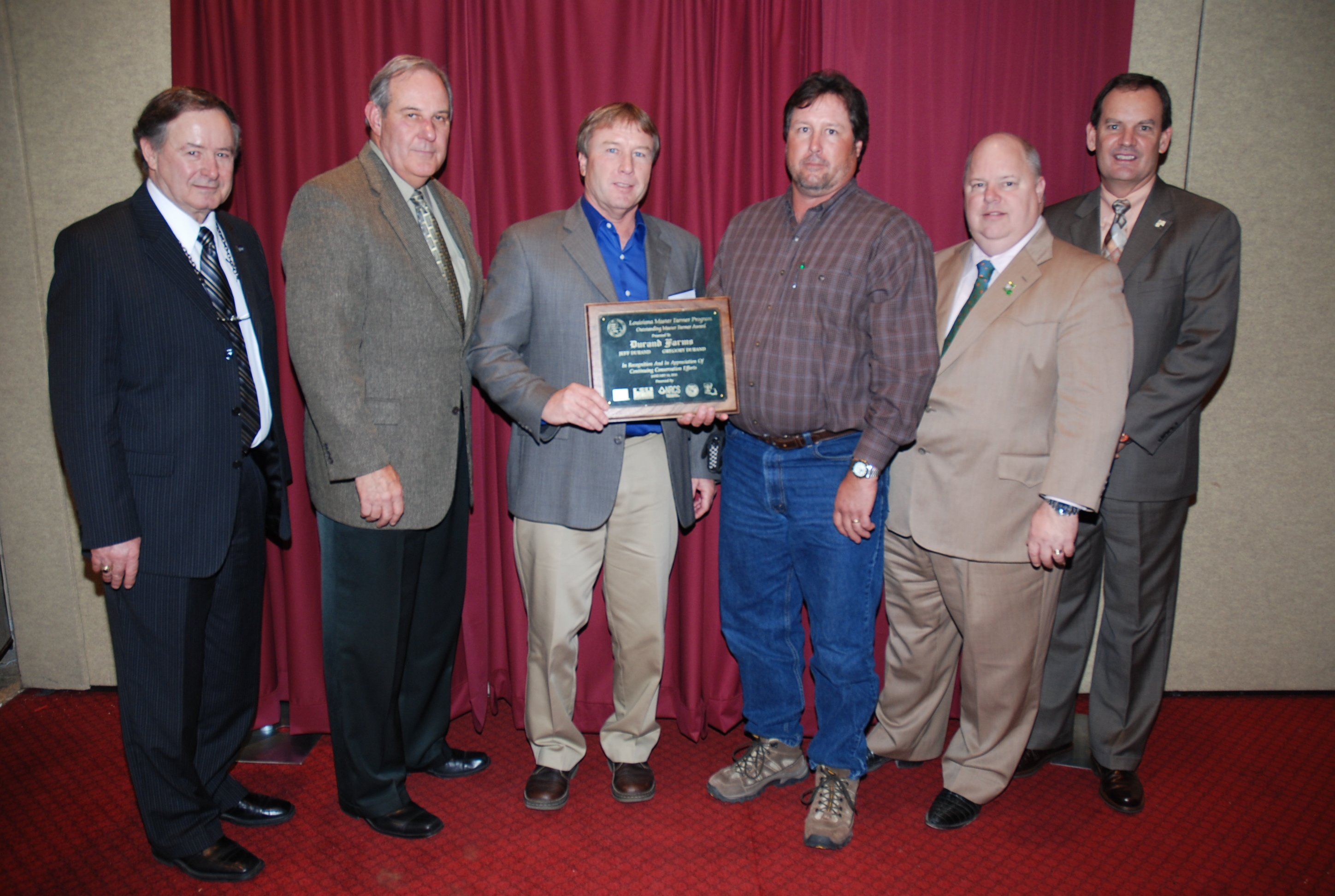 23 agricultural producers recognized as master farmers