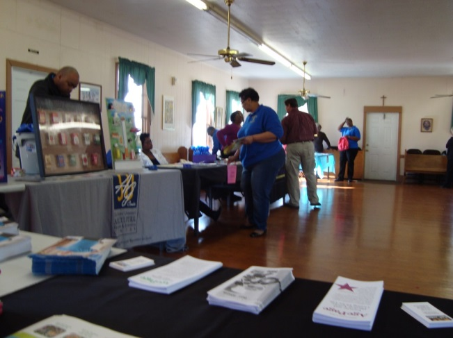 St. James Catholic Church Health & Wellness Fair